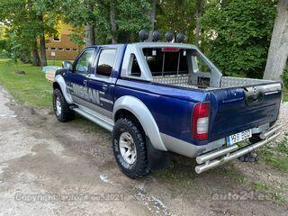 Nissan Pickup 2.5 76kW