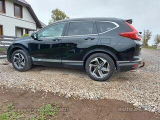 Honda CR-V Exe Navi 1.5 142kW