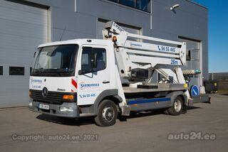 Mercedes-Benz Atego 815 korvtõstuk 110kW