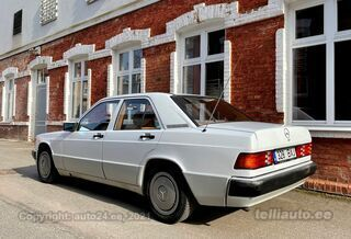 Mercedes-Benz 190 2.0 87kW
