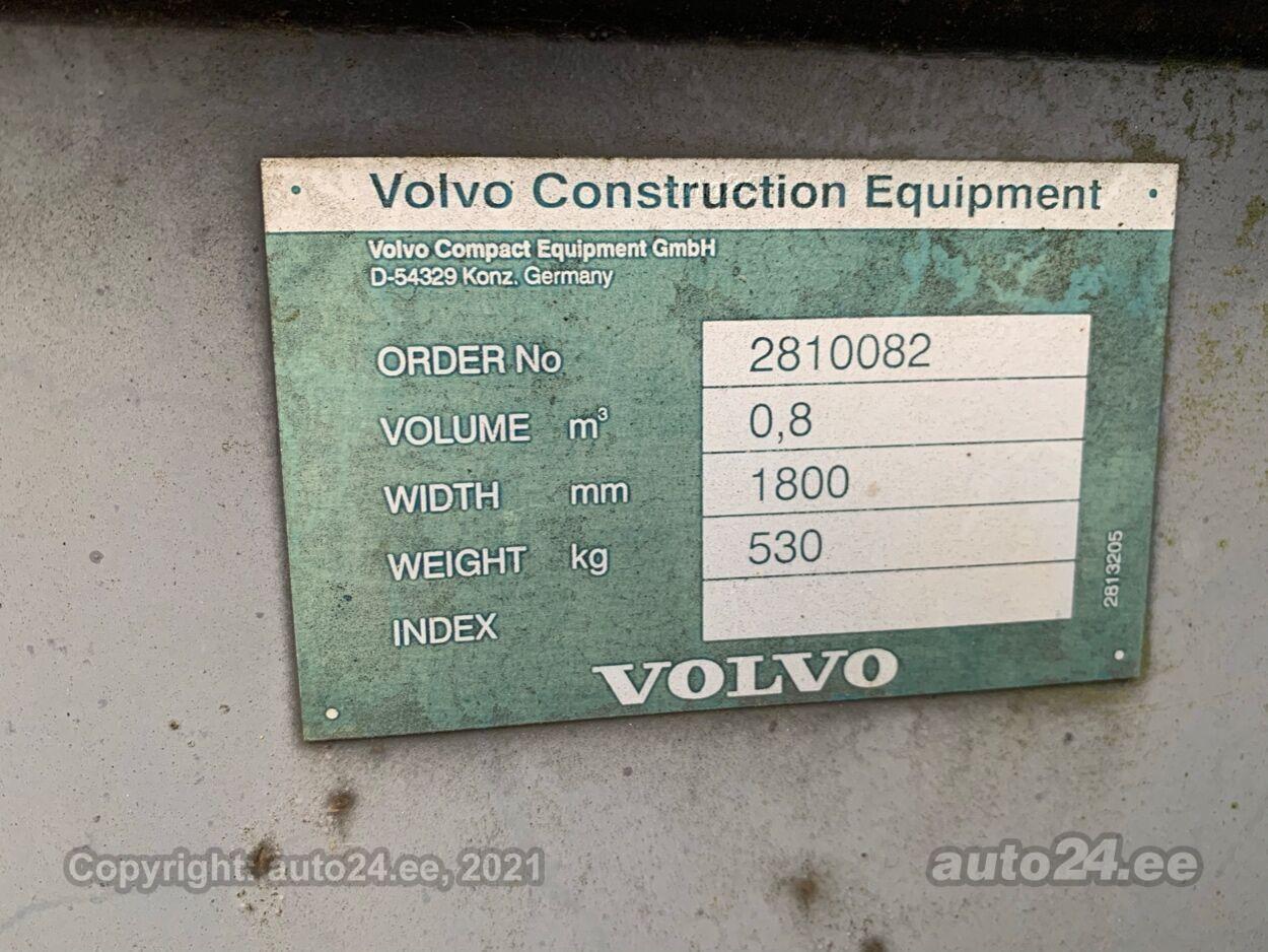 Volvo L30 hammustav kopp