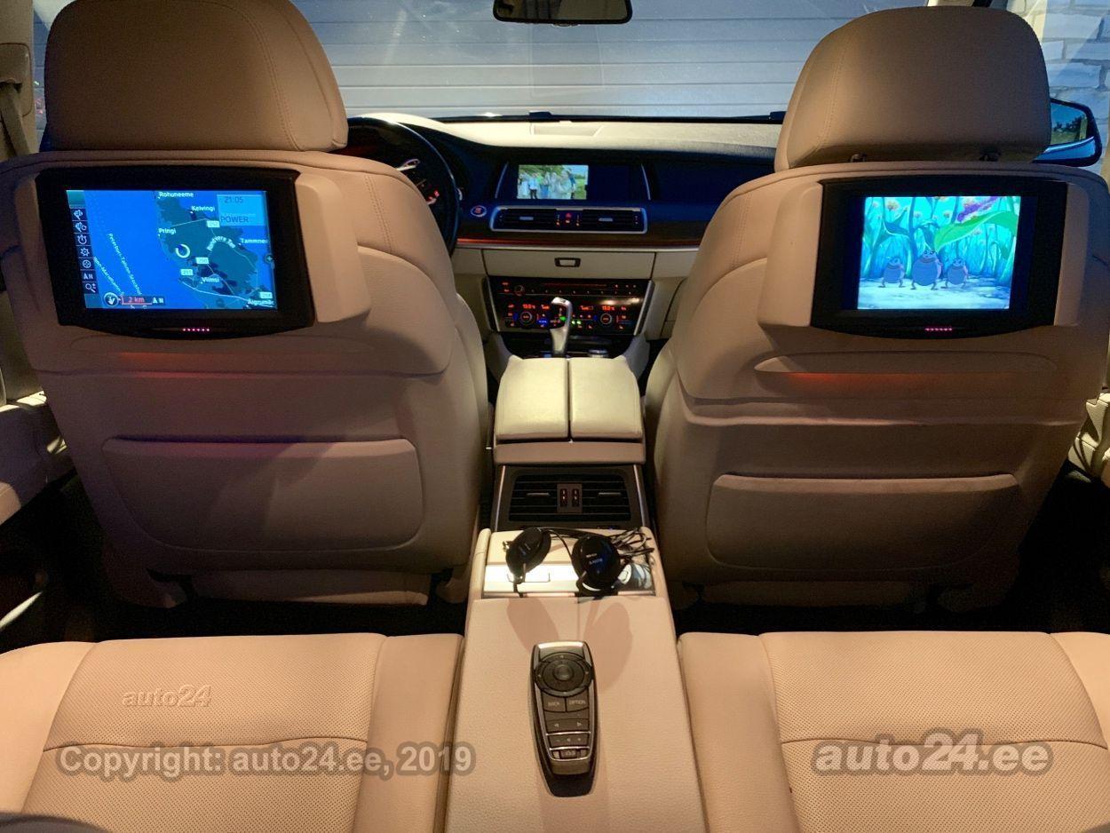 BMW 535 GT 3.0 diesel 220kW
