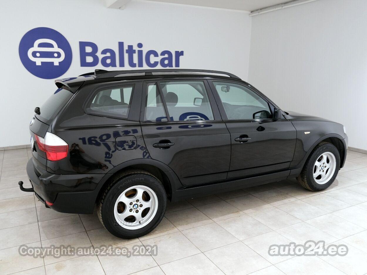 BMW X3 Business 2.0 110 kW - Photo 3