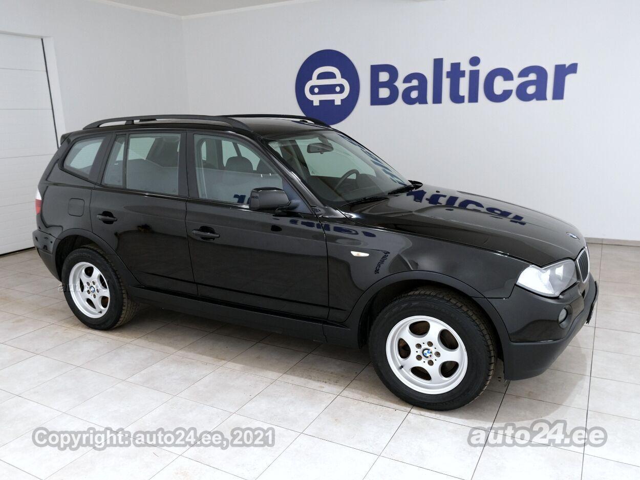BMW X3 Business 2.0 110 kW - Photo 1