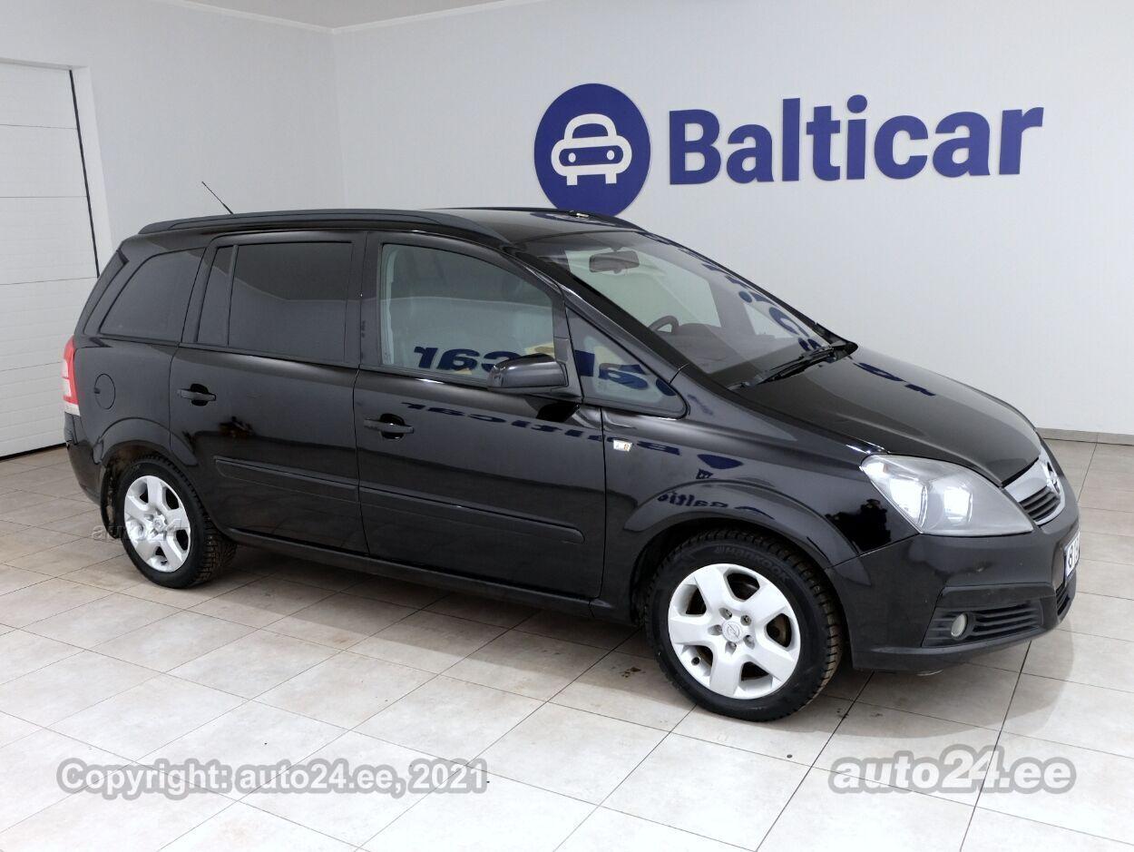 Opel Zafira Cosmo ATM - Photo