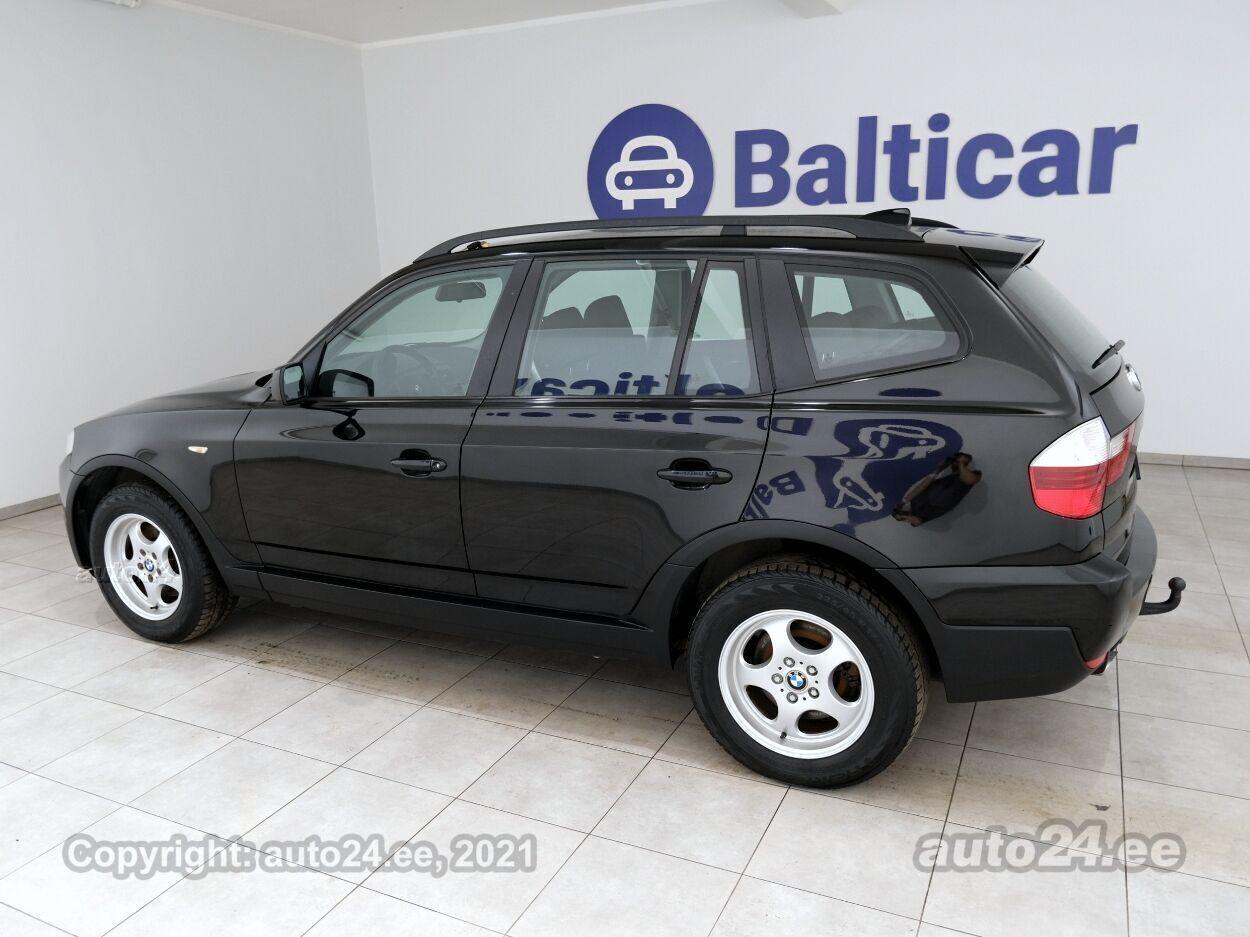BMW X3 Business 2.0 110 kW - Photo 4