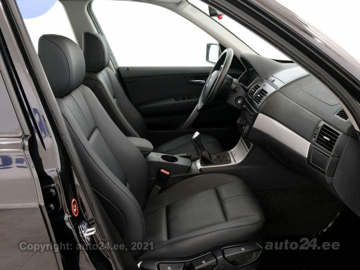 BMW X3 Business 2.0 110 kW - Photo 6