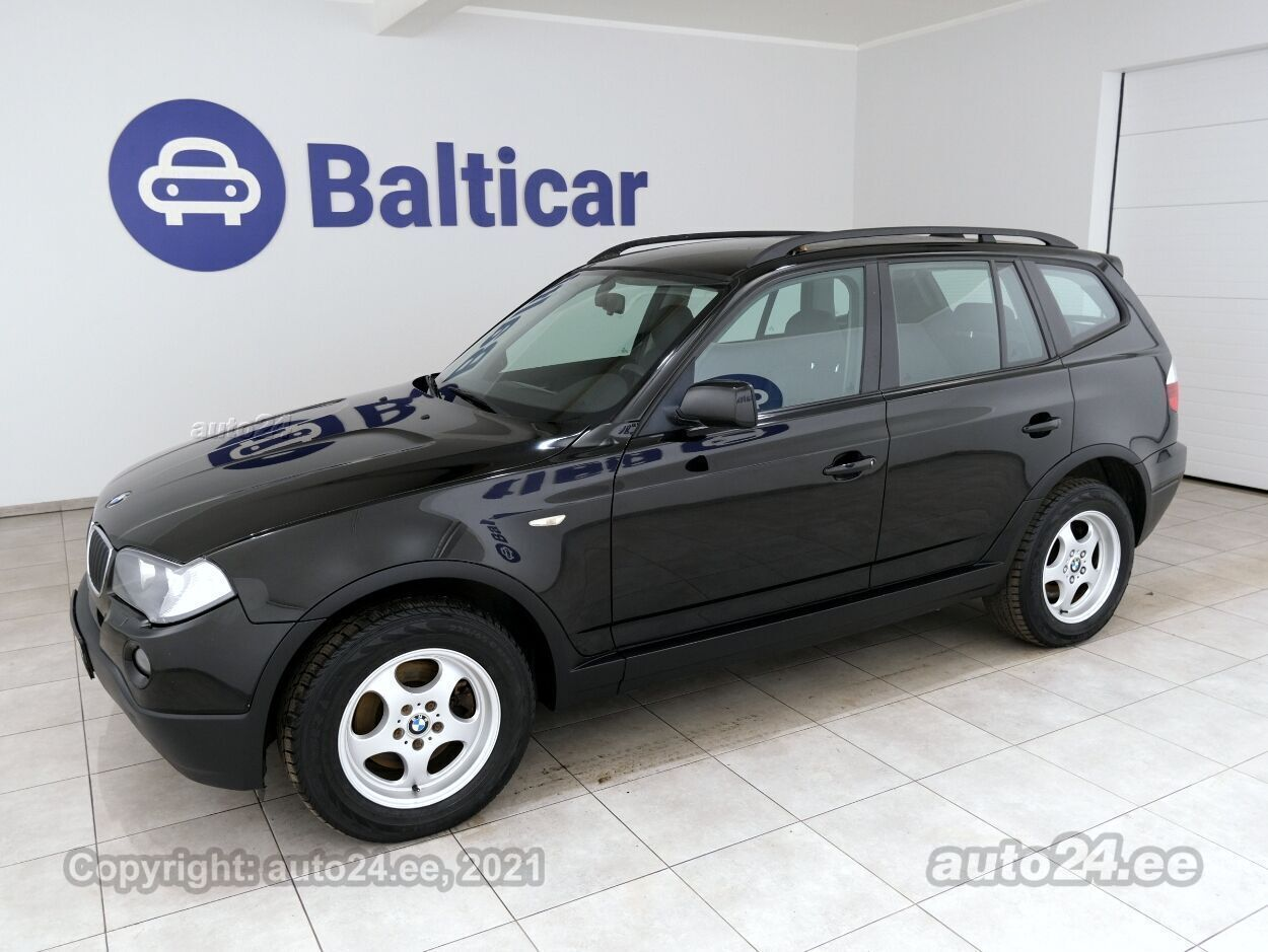 BMW X3 Business 2.0 110 kW - Photo 2