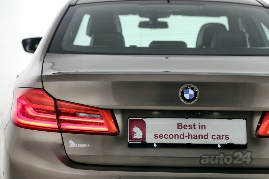 BMW 530 Limousine Sport 3.0