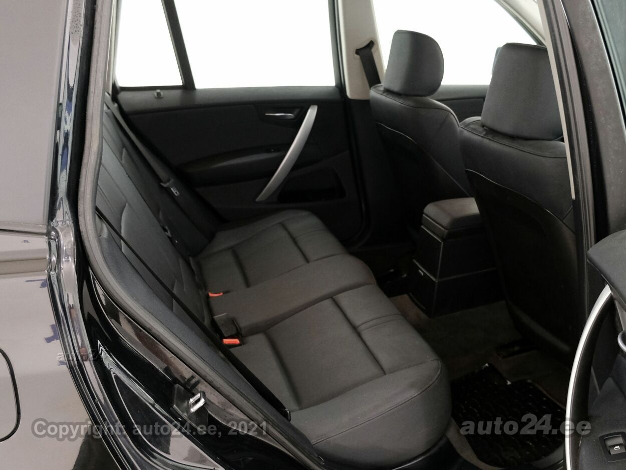 BMW X3 Business 2.0 110 kW - Photo 7