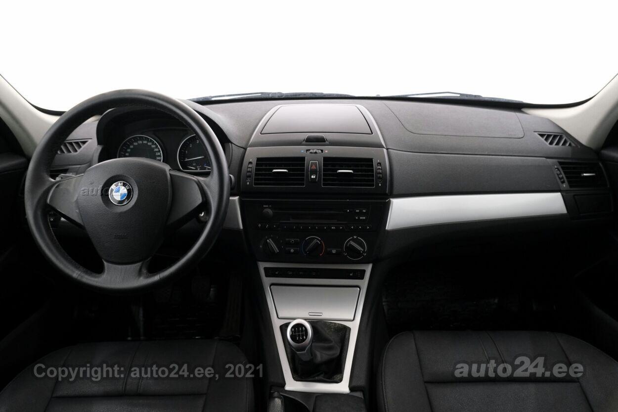 BMW X3 Business 2.0 110 kW - Photo 5