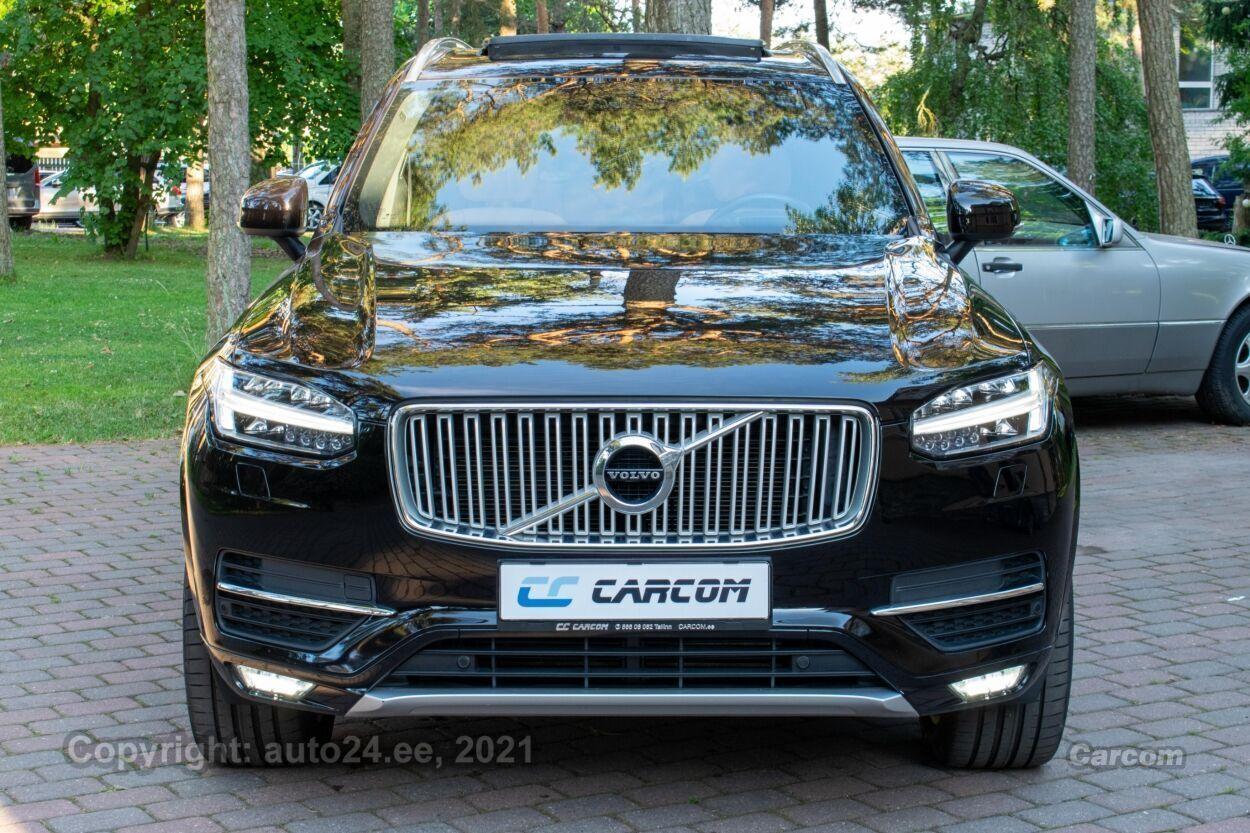 Volvo XC90 AWD Inscription Intelli PRO Xenium Winter 2.0 D5  173 kW