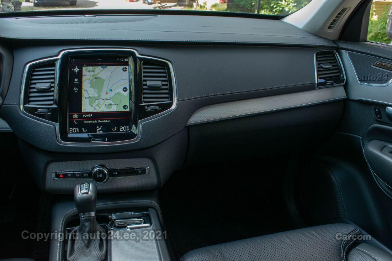 Volvo XC90 AWD Inscription Intelli Safe PRO Winter 7K 2.0 D5 MY2019  173 kW