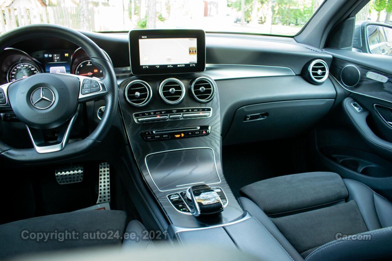 Mercedes-Benz GLC 350 2x AMG Sports Driver Assistance Winter 3.0 d V6  190 kW