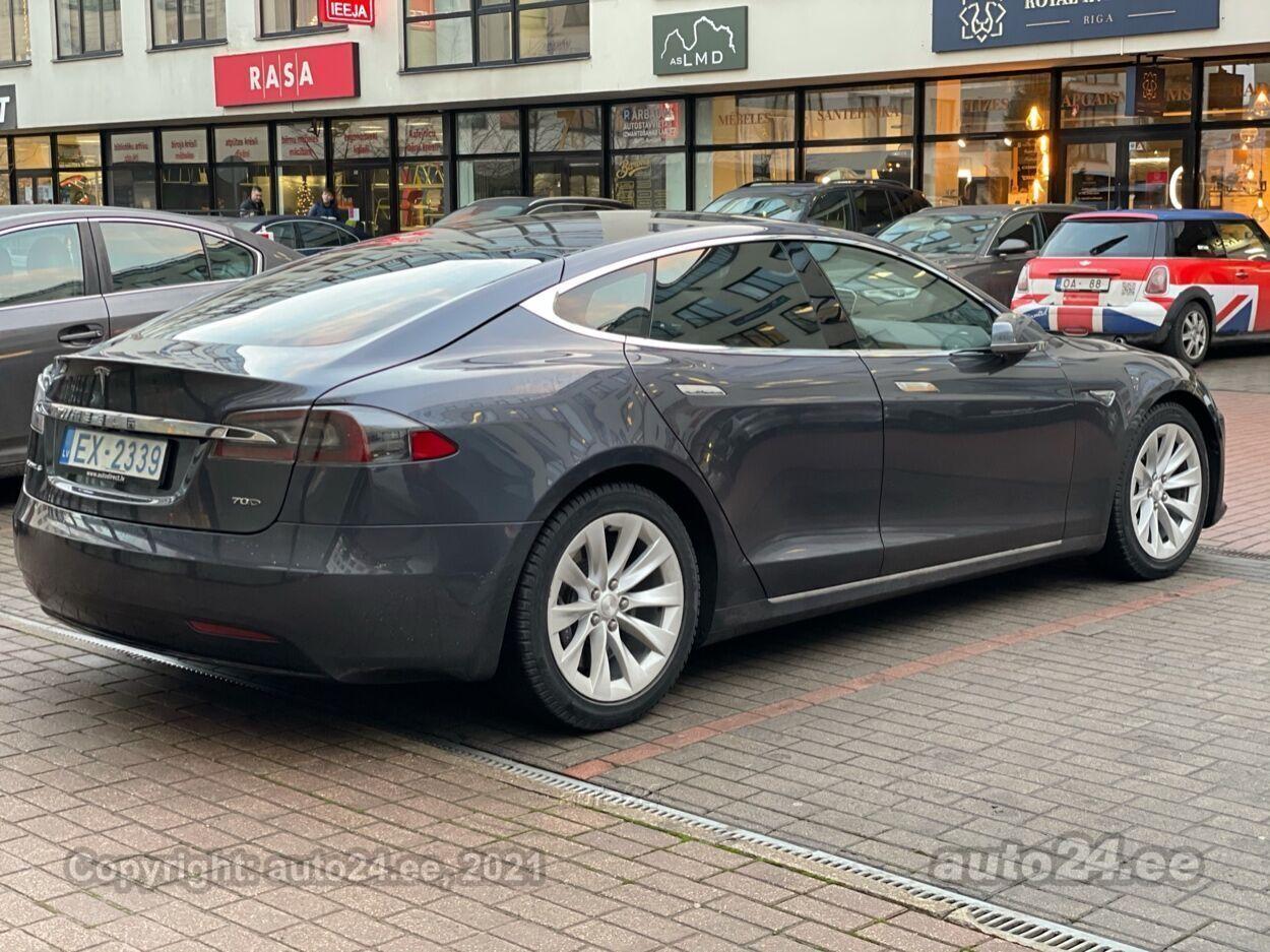 Tesla Model S 70D AWD 245kW