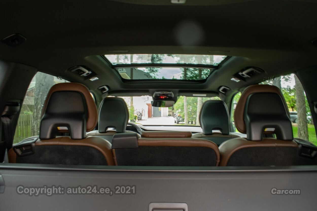 Volvo XC90 AWD Inscription Intelli PRO Winter Xenium 7K 2.0 D5 MY2019  173 kW