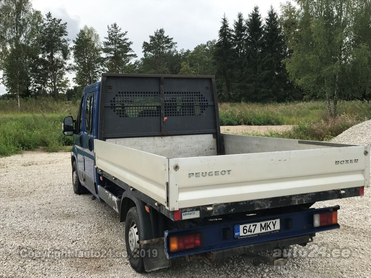 Peugeot Boxer Kastikas 2.2 88kW
