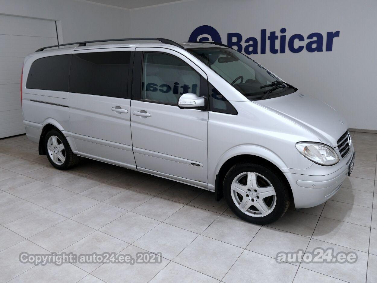 Mercedes-Benz Viano Ambiente Long ATM 2.1 CDI 110 kW - Photo 1