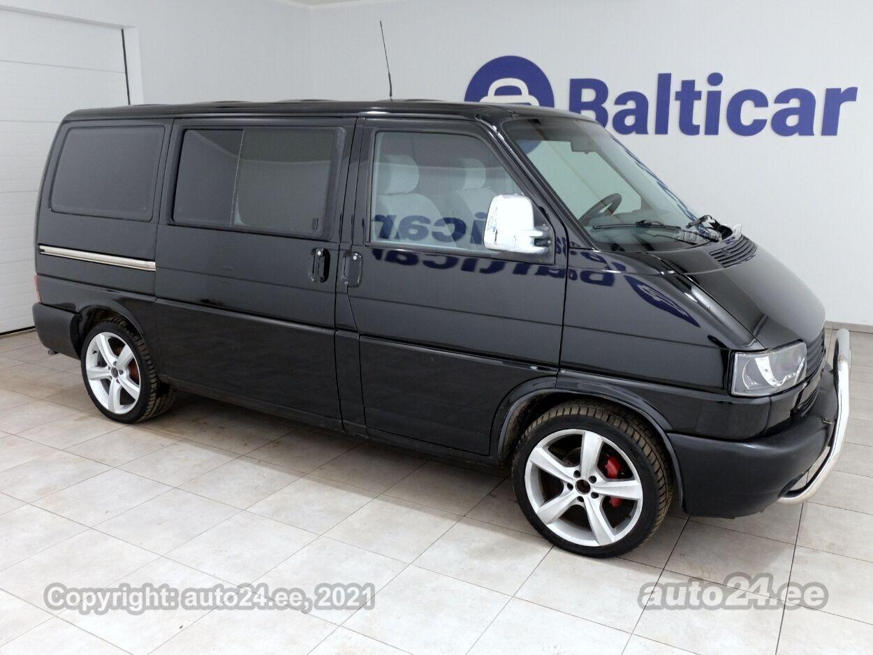 Volkswagen Multivan Exclusive - Photo