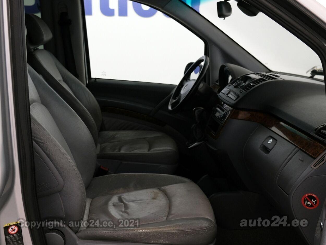 Mercedes-Benz Viano Ambiente Long ATM 2.1 CDI 110 kW - Photo 6