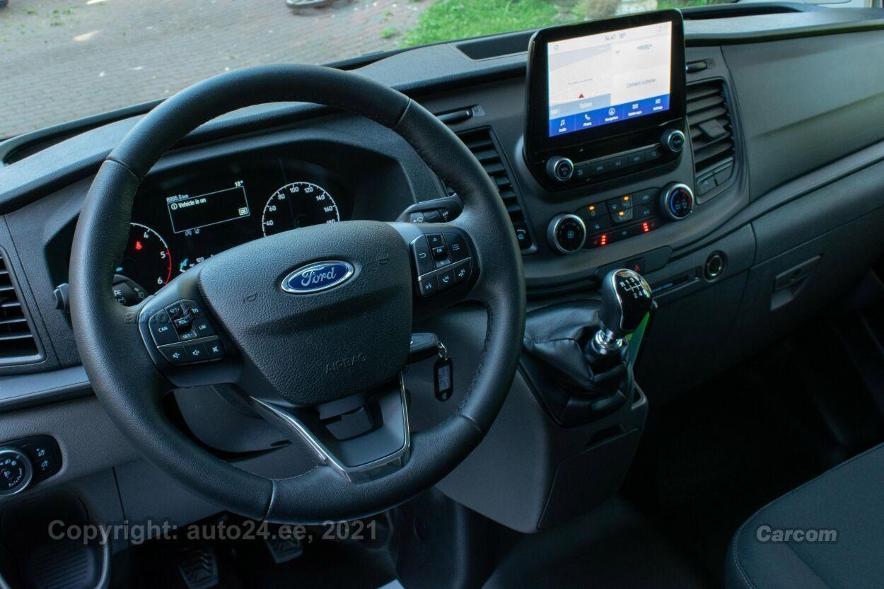 Ford Transit Custom Trend 320 L2 2.0 Ecoblue  96 kW