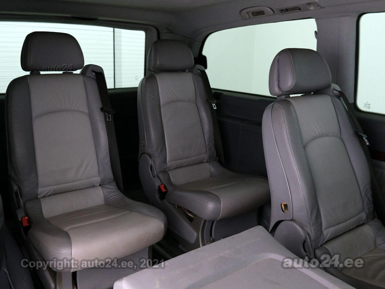 Mercedes-Benz Viano Ambiente Long ATM 2.1 CDI 110 kW - Photo 8