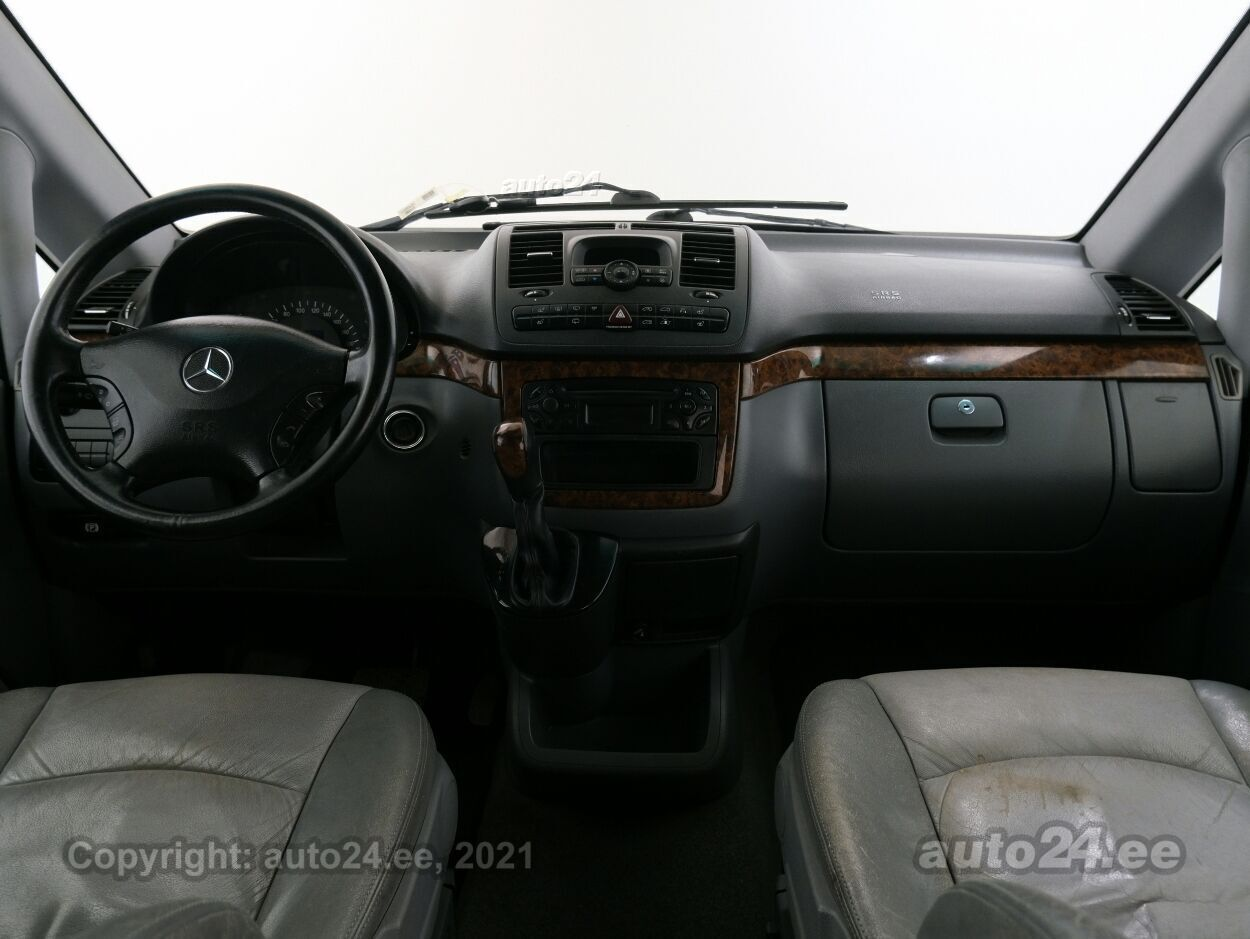 Mercedes-Benz Viano Ambiente Long ATM 2.1 CDI 110 kW - Photo 5