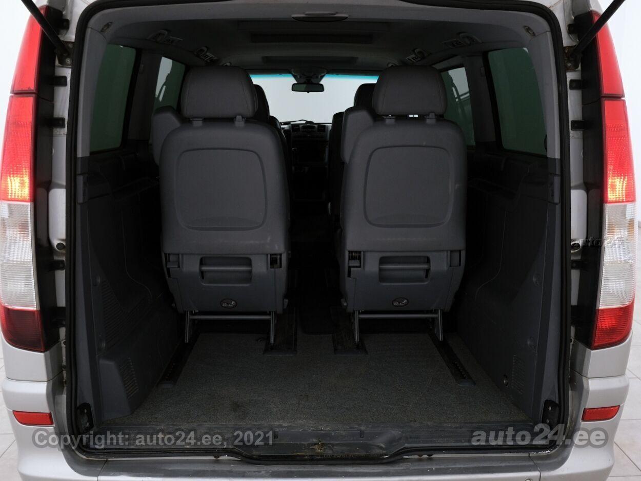 Mercedes-Benz Viano Ambiente Long ATM 2.1 CDI 110 kW - Photo 9