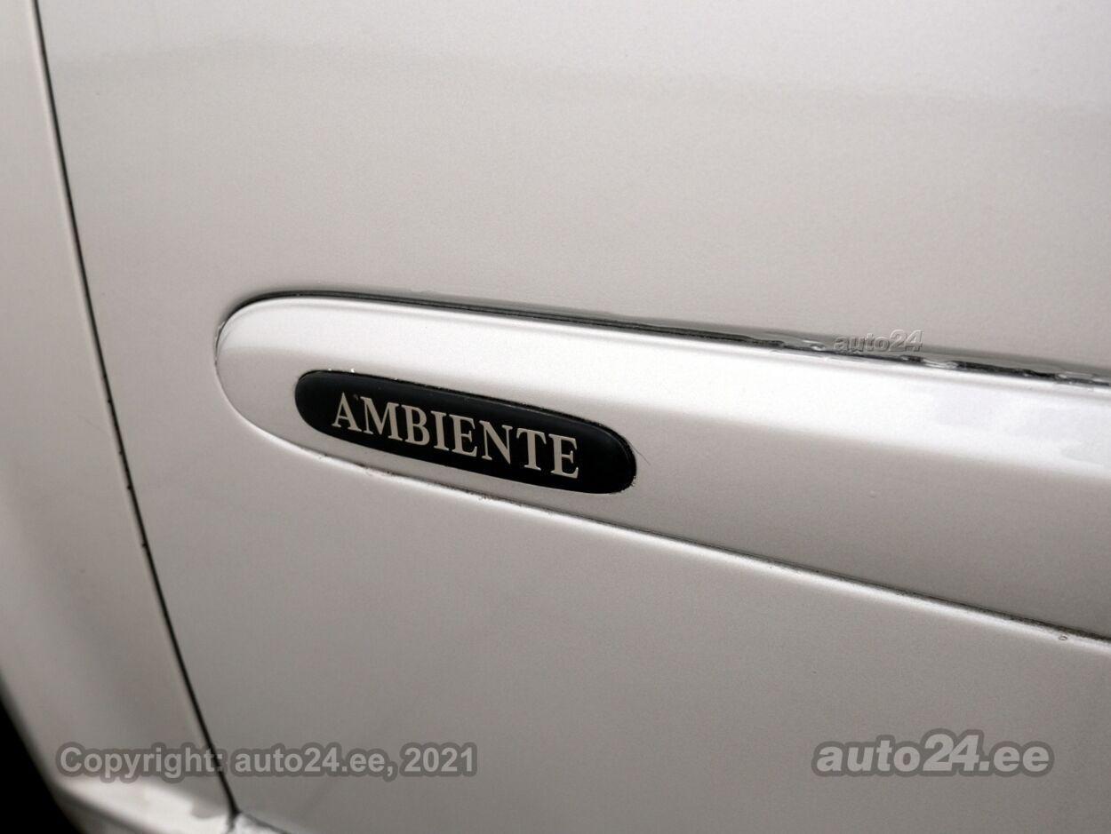 Mercedes-Benz Viano Ambiente Long ATM 2.1 CDI 110 kW - Photo 10