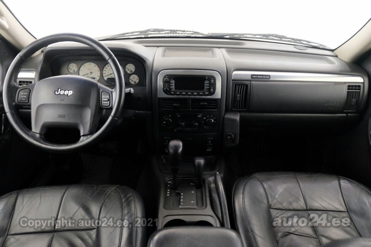 Jeep Grand Cherokee Vision Series 2.7 CRD 120 kW - Photo 5