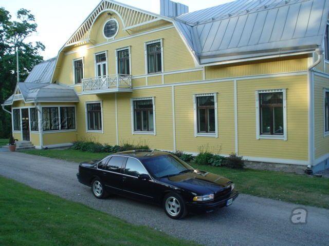 Chevrolet Impala SS LT1 5.7 V8 LT1 194kW
