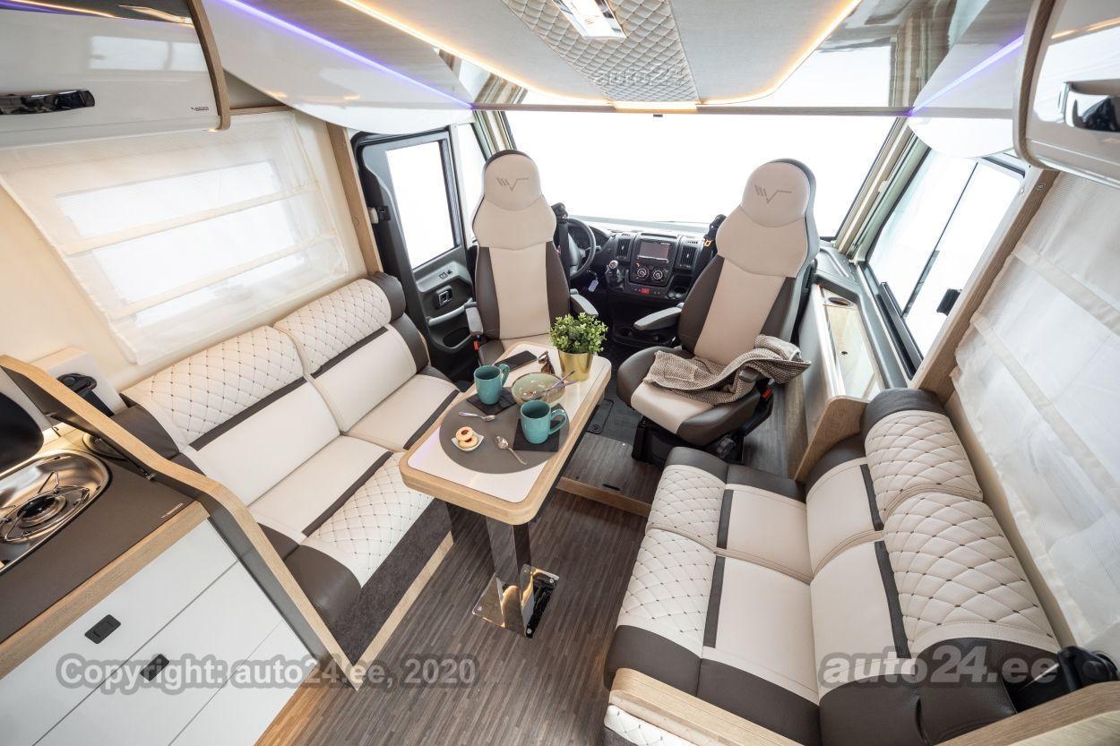 Mobilvetta KEA I 86 2022 2.2 Multijet III EURO 6D FINAL 118kW