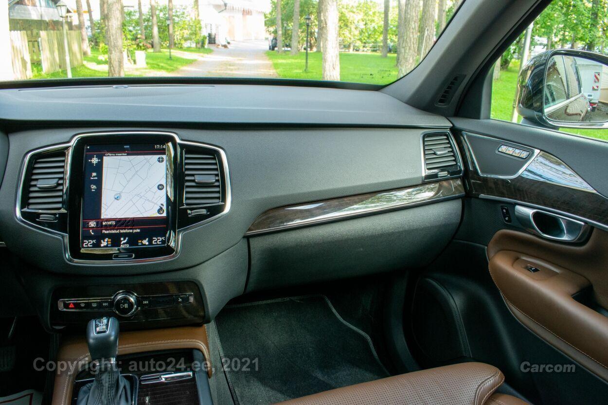 Volvo XC90 AWD Inscription Intelli PRO Winter 7K MY18 2.0 D5  173 kW