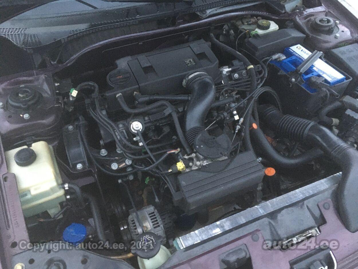 Peugeot 306 Cabriolet Pininfarina 2.0 i 87kW