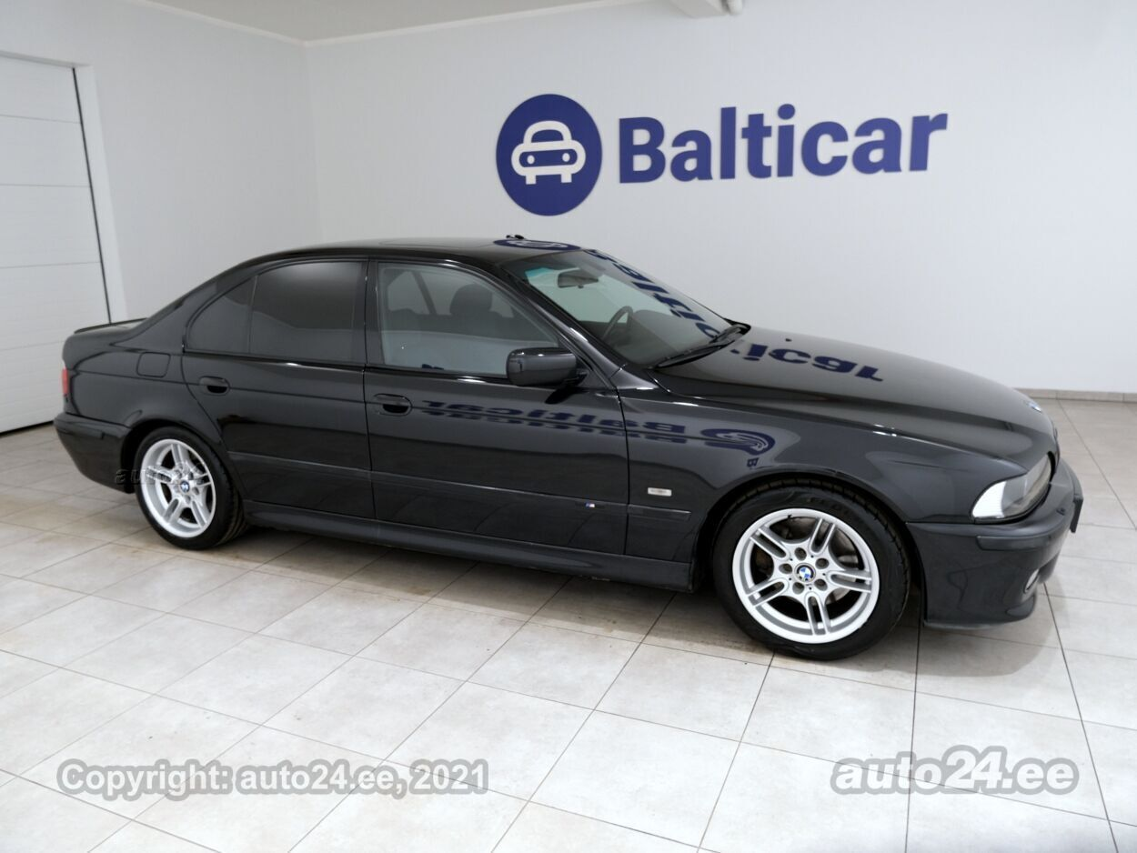 BMW 530 M-Pakett ATM - Photo