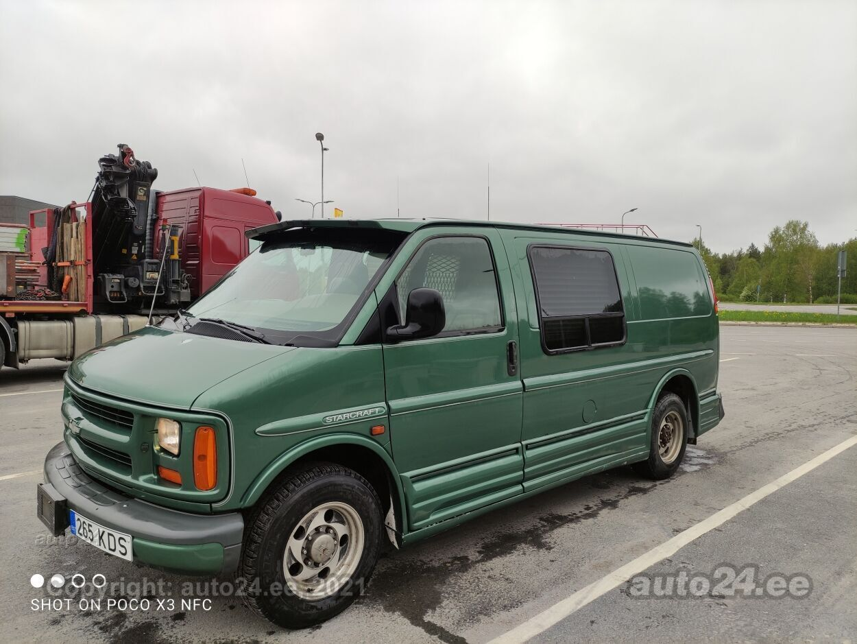 Chevrolet Express 6.5 140kW