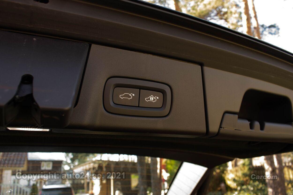 Volvo V90 Inscription Intelli Safe PRO Winter CNG 2.0 T5 Bi-Fuel CNG MY2018  187 kW