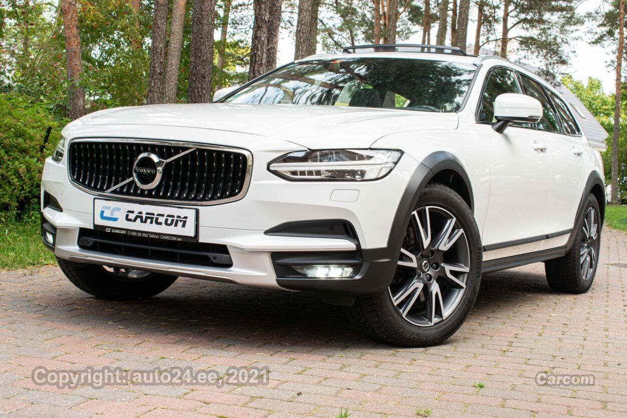 Volvo V90 Cross Country PRO AWD Intelli Safe PRO Xenium 2.0 D4  140 kW