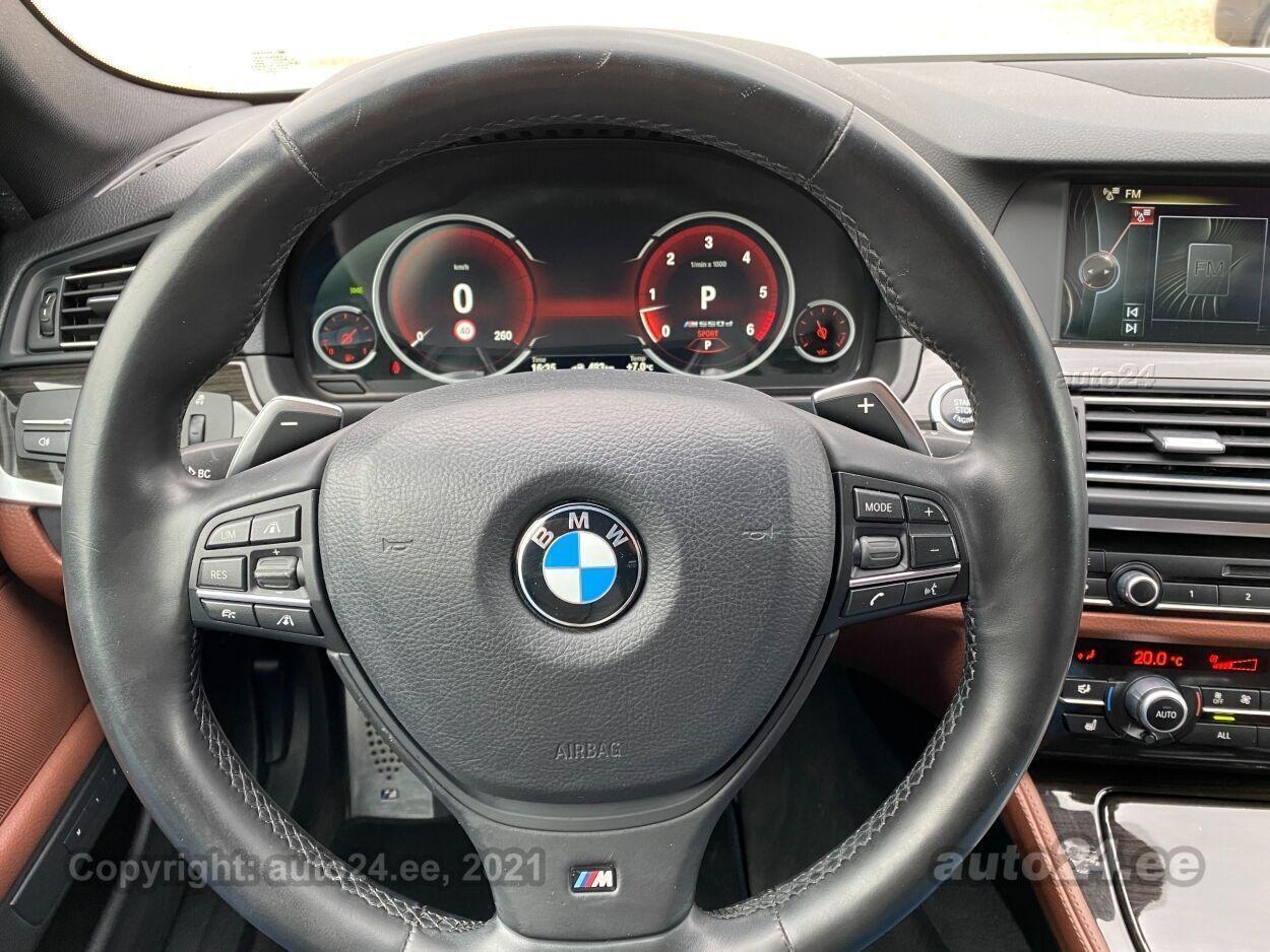 BMW M550 d Xdrive 3.0 R6 280kW