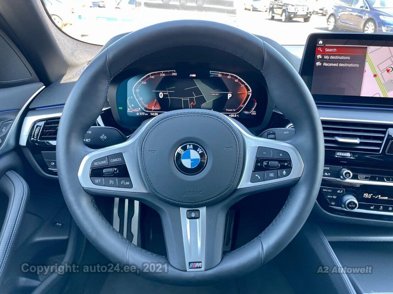 BMW 520 d xDrive M Sport 2.0 140kW