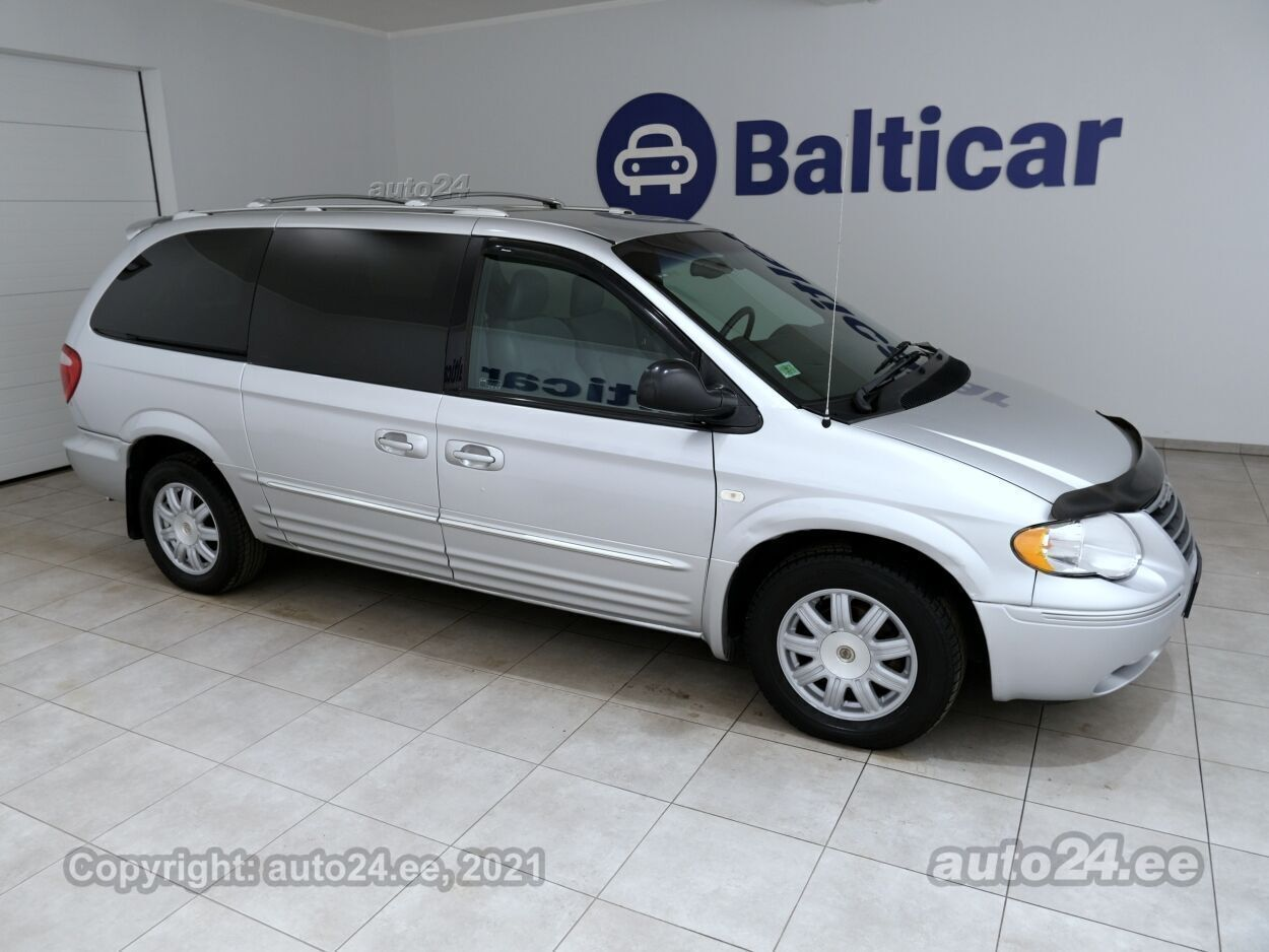 Chrysler Grand Voyager Stow N Go Limited LPG