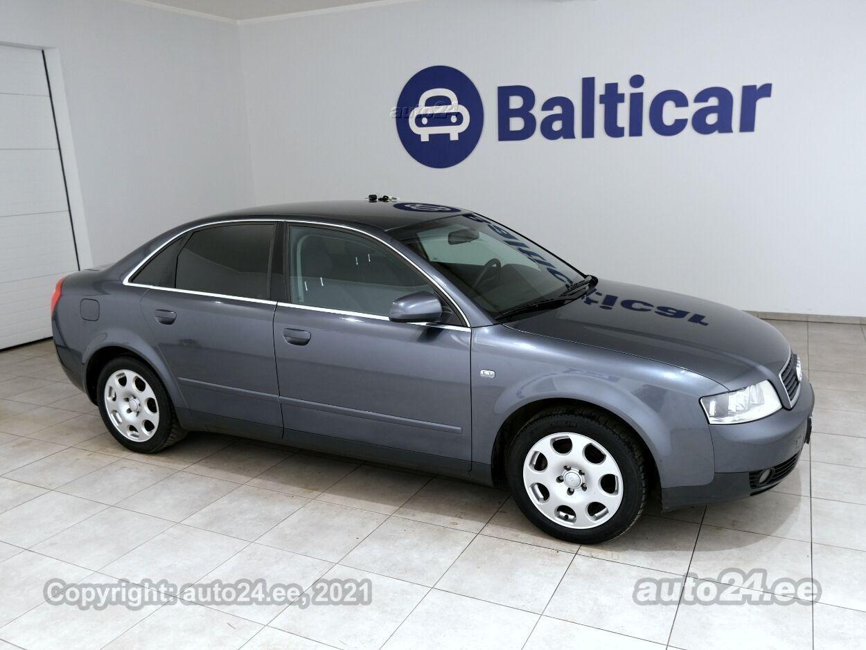 Audi A4 Comfortline 2.0 96 kW - Photo 1