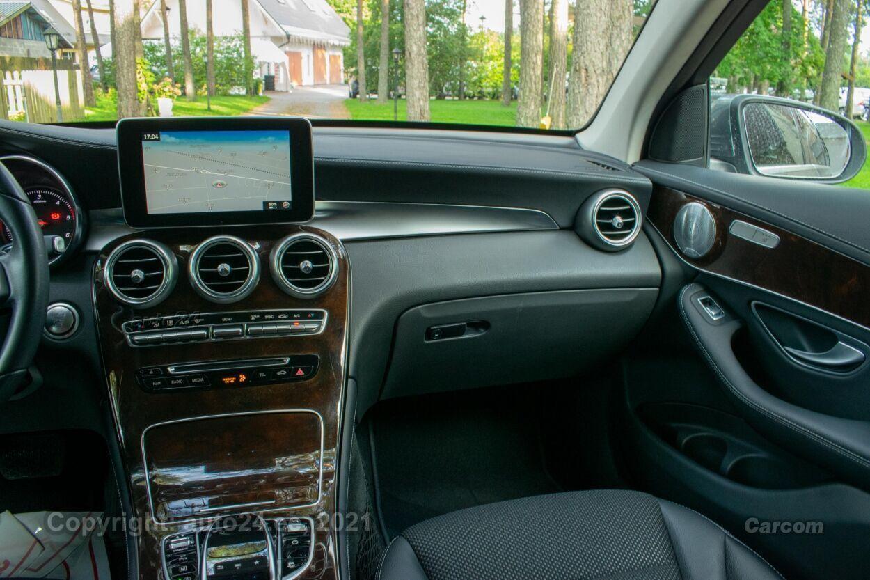 Mercedes-Benz GLC 250 4Matic AMG Chrome Luxury Distronic 2.1 d  150 kW
