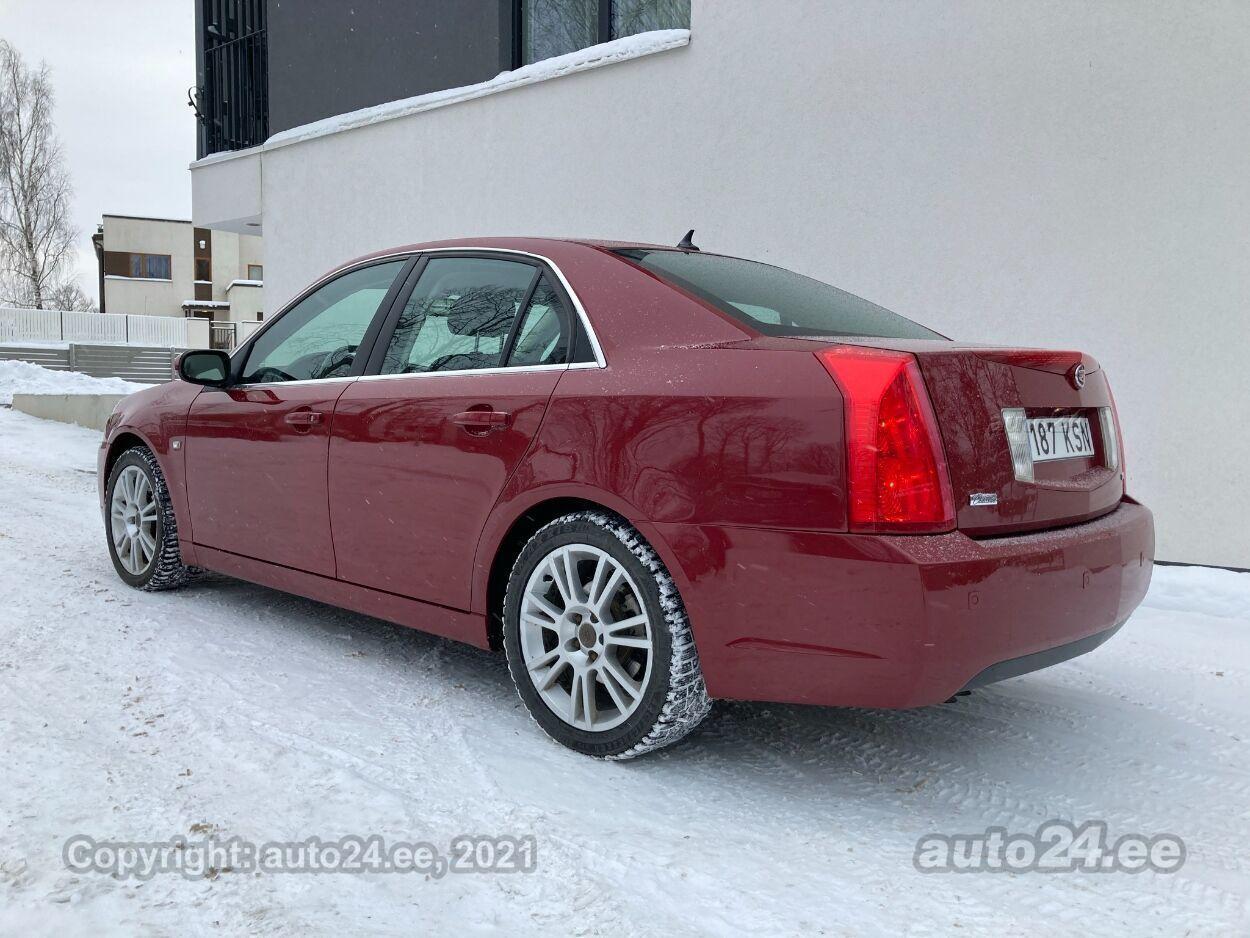 Cadillac BLS 2.0 t 129kW