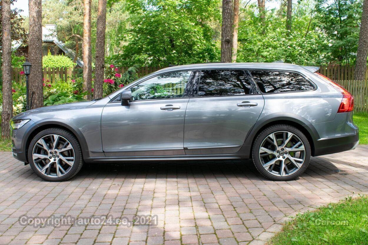 Volvo V90 Cross Country PRO AWD Intelli Safe PRO Winter 2.0 D4 MY2019  140 kW