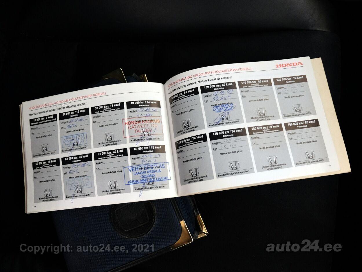 Honda Accord Type-S ATM 2.0 114 kW - Photo 8