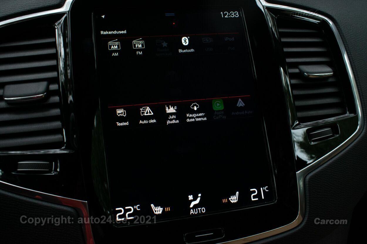 Volvo XC90 AWD Intelli Safe PRO 7K MY 2018 2.0 D5  173 kW