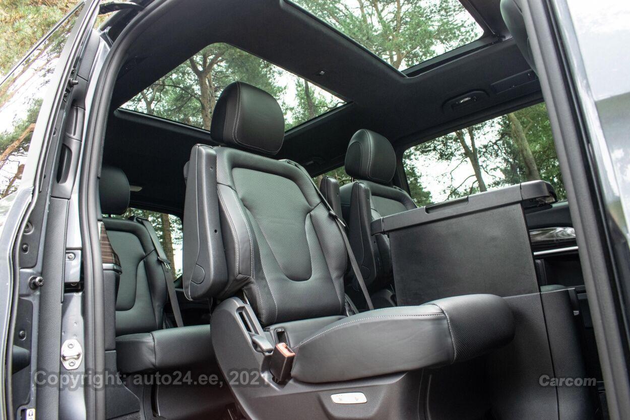 Mercedes-Benz V 250 AMG Exclusive Assist Winter Long Fullopt 6K 2.1 d 4Matic BlueEfficiency  140 kW