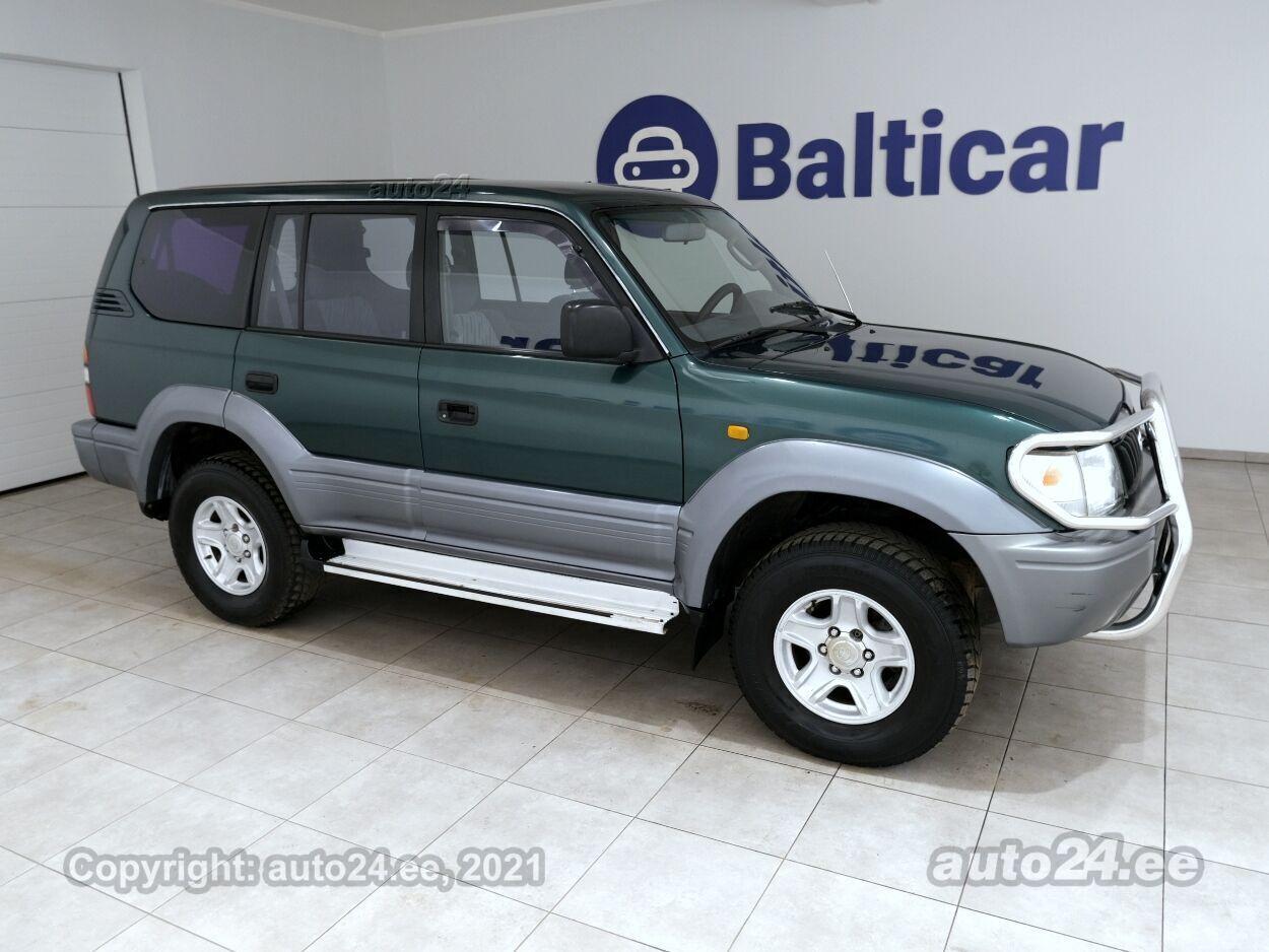 Toyota Land Cruiser Comfort