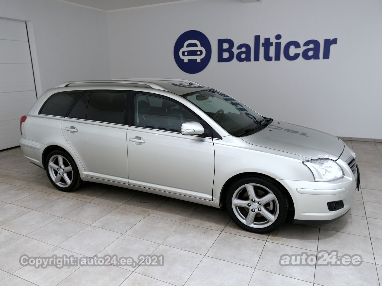 Toyota Avensis Linea Sol Technical Facelift